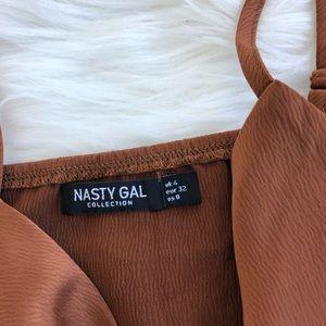 Nasty Gal Tops - Cowl Neck Top
